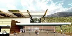 Proposta para Centro Cultural de Eventos | Grupo Sarau | Nova Friburgo