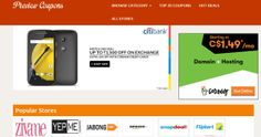 It is very easy to use the godaddy coupons. You can do that by, Just visiting the site www.previewcoupons.com. Then find godaddy store in that page.