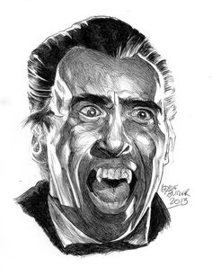 dracula rip sir christopher lee you legend pinteres christopher lee dracula prince of darkness in ballpoint