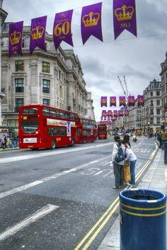 Regent Street, London.  Desigual ROCKS! (2013 Trip)