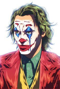 Joker by Kohaku-Art on DeviantArt Joker Images, Joker Pics, Joker Art, Joker Iphone Wallpaper, Joker Wallpapers, Joaquin Phoenix, Joker Drawings, Joker Poster, Films Cinema
