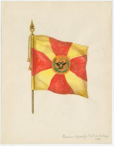 Russian Infantry Regt. de Wiborg, 1813