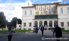Galleria Borghese - www.sandspice.com