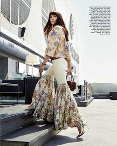Harper's Bazaar Bride India April 2014 on Behance