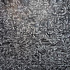 """Arabic calligraphy"""
