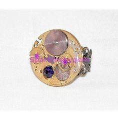 Steampunk Ring (Rg045)