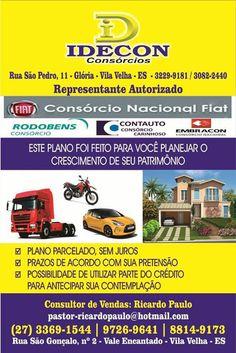 Ideconconsórcios (27) 99726-9641 27-3369-1544 27-9-8814-9173