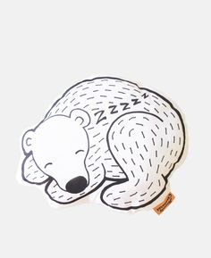 Bear Cushion