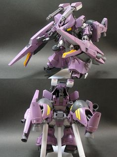 "Custom Build: HGUC 1/144 Gundam GP02 ""Ashtaron"" - Gundam Kits Collection News and Reviews"