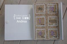 Stempeleinmaleins: Aufreiß-Adventskalender / Calendar with tear flap