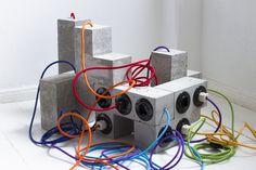 Tetriplugs / designed by Onkto Katuh