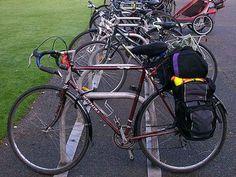 Bicycle Stand, Bike Parking, Crutch