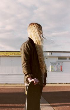 Her hair might be a just a little longer than mine. Photo: hollie #design