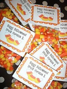 halloween treats for class Halloween Class Treats, Halloween Candy, Holidays Halloween, Halloween Kids, Happy Halloween, Halloween Decorations, Halloween Costumes, Holiday Treats, Holiday Fun