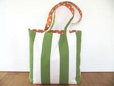 Badetasche Strandtasche von margarisa auf DaWanda.com