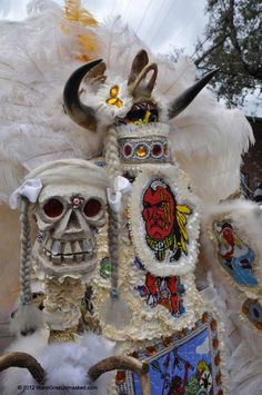 Creole Wild West Indians | Mardi Gras New Orleans