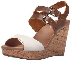 Dr. Scholl's Women's Mashup Wedge Sandal *** Startling review available here  : Platform sandals