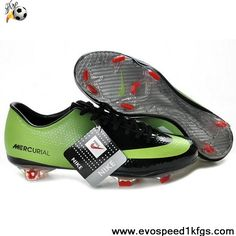 buy online 6bedd e5b3e Wholesale Cheap Nike Mercurial Vapor IX Firm Ground Green Black Red Boots  Adidas Soccer Boots,