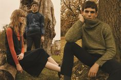 John Smedley Autumn/Winter 2017 Men's Lookbook | FashionBeans.com Fall Winter, Winter 2017, Autumn, Mens Trends, Latest Mens Fashion, Fashion Looks, Men's Fashion, Fashion Brands, Leather Pants