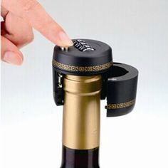 Wine Bottle Combination Lock  https://amazingmusthaves.com/products/wine-bottle-combination-lock/