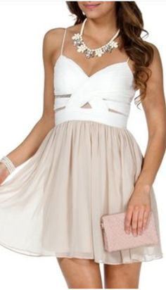 Chiffon Short Prom Dresses, Sweetheart , Cute Homecoming Dresses, With Straps Country Homecoming Dre on Luulla Simple Homecoming Dresses, Hoco Dresses, Dance Dresses, Casual Dresses, Formal Dresses, Dress Prom, Semi Dresses, Chiffon Dresses, Dresses 2014