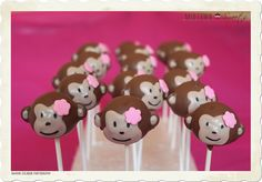cake pops gotta have them for preslee's 1st bday party!