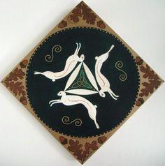 Legend of the Three Hares - Rebecca Nichols