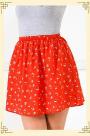 All Aboard Skirt ($19.98)