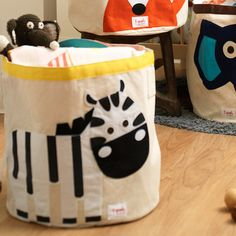 You'll love the Zebra Storage Bin at AllModern - With Great Deals on modern Storage  products and Free Shipping on most stuff, even the big stuff.