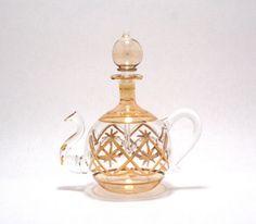 Egyptian-Perfume-Bottles-Premium-Blown-Glass-Teapot-Honey-6-525-14