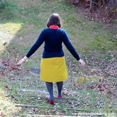 A-Line Skirts: 5 Tips for a Flattering Fit | The Zen of Making