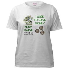 Coin Collector's T-shirt