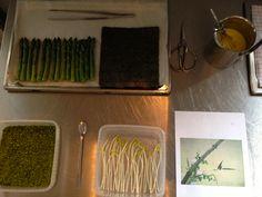 Asparagus workshop