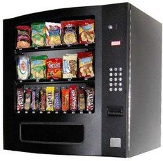 1000 images about snack vending machines on pinterest vending machine snacks and soda. Black Bedroom Furniture Sets. Home Design Ideas