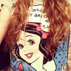 Love my Snow White pyjama top