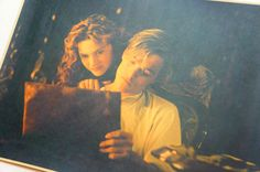 Titanic Art Print Poster/ Jack and Rose Classic Drawing Scene/ Leonardo DiCaprio & Kate Winslet/  Movie Vintage Style Poster/ Wall Deco Art