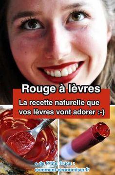 Rouge à Lèvres Maison : La Recette Facile Que Vos Lèvres Vont Adorer.