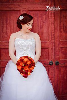 Red Door Bride