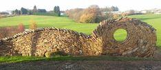 trockenmauer natursteine mauerwerk mauerer kunstwerk