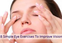 Checkout and try this simple best Eye Care Tips to improve better vision