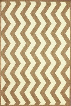 Villa Outdoor Taupe Nate Rug