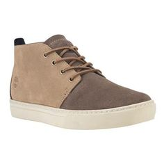 new product 071b5 0ea21 Timberland - Chaussures EK Adventure Cupsole Chukka Homme - Gris