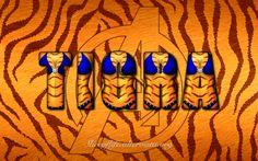 Tigra - Greer Grant Nelson (Avengers) Wallpaper