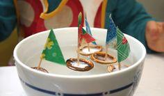 #tuto : de petits bateaux avec des coquilles de noix par Lait Fraise Mag  #DIY