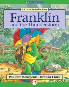 Franklin and the Thunderstorm $5.99