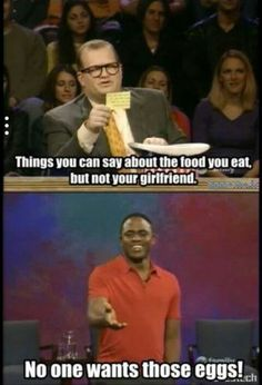 Just a typical Whose Line with Wayne Brady