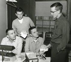Charity Week Donations [1954]