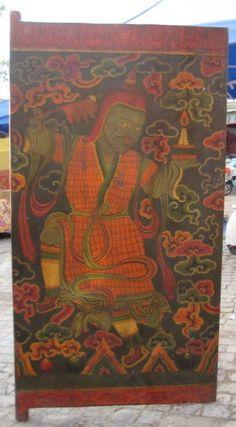 Porta  tibetana OLTREFRONTIERA