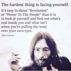 John Lennon quotes and John Lennon lyrics inspired peaceful revolution around the globe. Live life to the fullest. Yoko Ono, Oscar Wilde, The Beatles, Beatles Funny, Quotes To Live By, Me Quotes, Inspire Quotes, Random Quotes, Quotable Quotes