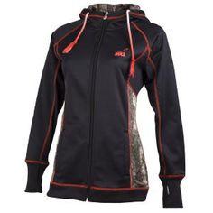 Realtree Girl Camo Sportwear Sweater